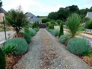 Palmier De Jardin : jardins exotiques avec des fleurs et palmiers pour voyager ~ Nature-et-papiers.com Idées de Décoration