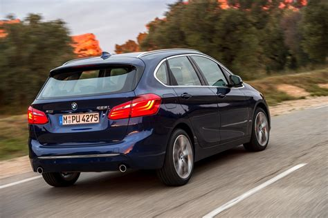 Bmw's 2 Series Active Tourer Xdrive System Explained