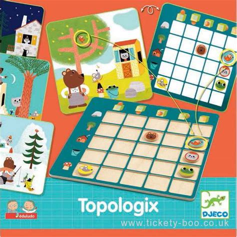 Topologix by Djeco