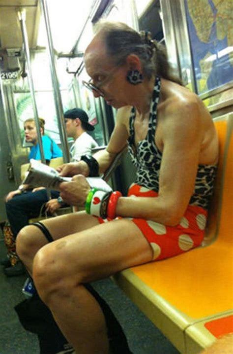totally crazy     subway