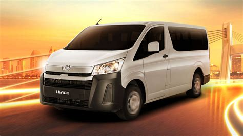 Picknbuy24 exports used cars all over the world. The all-new Toyota Hiace Commuter Deluxe: All the features ...