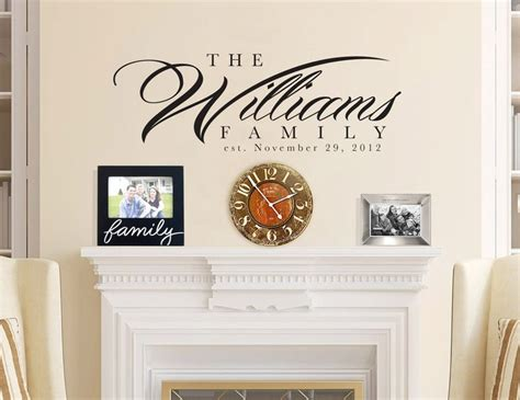 Cool Wall Decals From Wall Tat : 1000+ Ideas About Family Name Tattoos On Pinterest