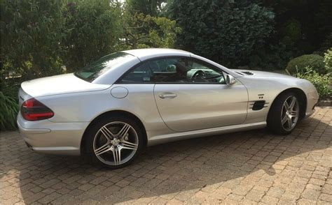 The site owner hides the web page description. MERCEDES-BENZ SL55 AMG, 2002, Service History | in High Wycombe, Buckinghamshire | Gumtree