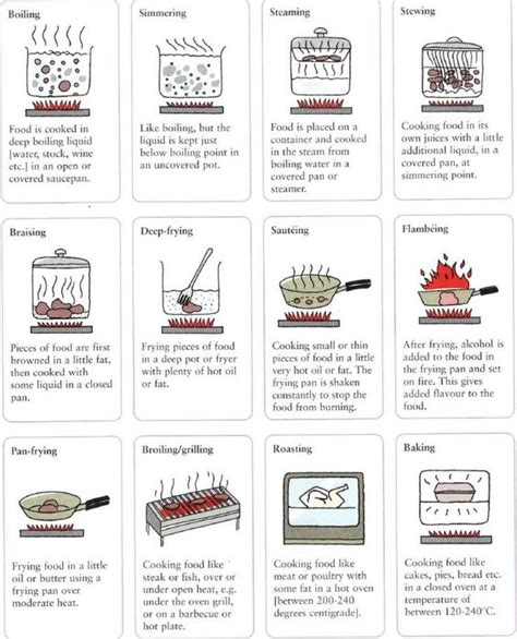 different types of cuisine types of cooking braise broil search
