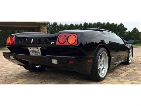 manual repair autos 2000 lamborghini diablo parental controls 1998 lamborghini diablo trim removal window 1998 lamborghini diablo for sale classiccars com