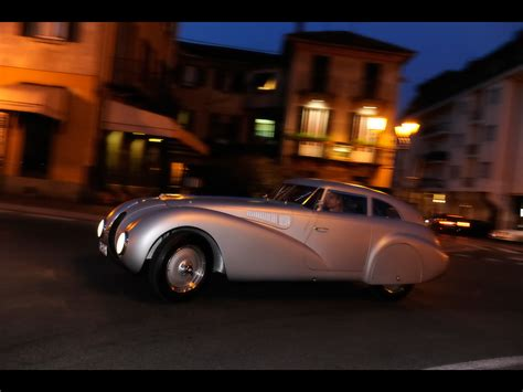 1940 Bmw 328 Kamm Coupe Side Angle Speed Tilt 1280x960