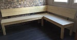 Wie Baue Ich Eine Sauna : rustikale eckbank selber bauen ~ Lizthompson.info Haus und Dekorationen