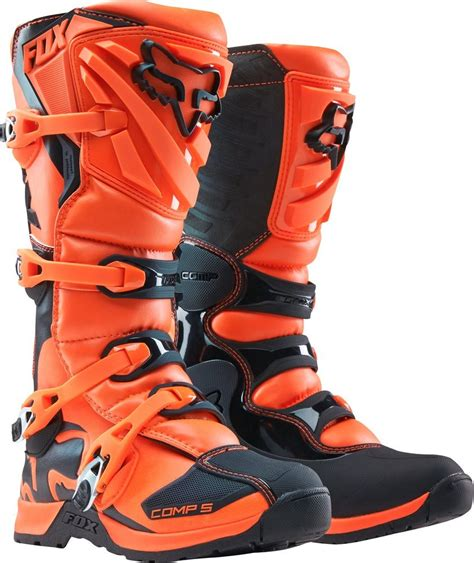 boys motorcycle riding boots 159 95 fox racing youth boys comp 5y boots 236322