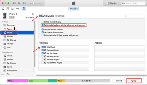 songs from iphone to iphone how to transfer from itunes to iphone imobie inc