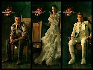 main characters - The Hunger Games Fan Art (33863733 ...