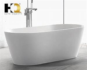 Freistehende Badewanne Mineralguss : freistehende design badewanne aus mineralguss saguenay ~ Michelbontemps.com Haus und Dekorationen