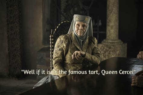 quotes  olenna tyrell  proves