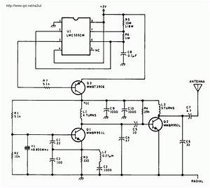 transmisores y beacons With return to circuits circuit design ideas