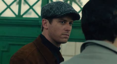 The Man from U.N.C.L.E. Star Armie Hammer Opens Up On ...