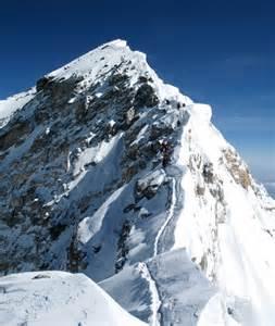 Mount Everest China