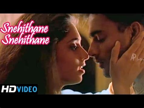Download Snehithane Snehithane Video Song Alaipayuthey