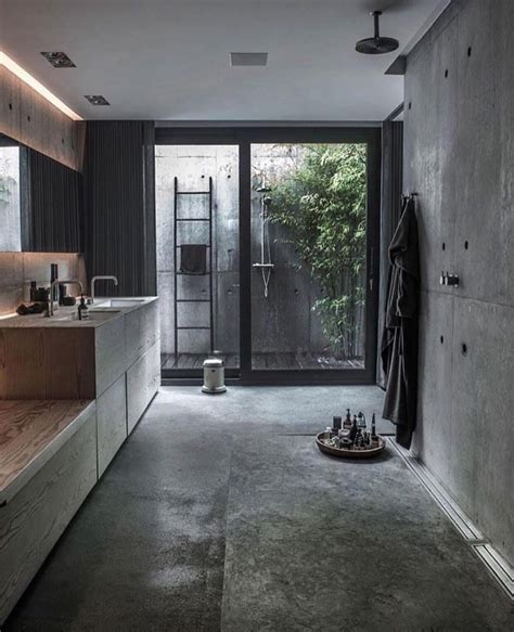 Modern Architecture Bathroom Design by Design Interiors Architecture Thelocalproject On