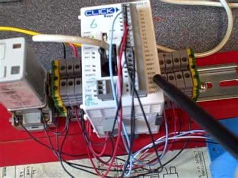 analog input scaling   click plc youtube