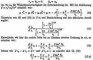 Erdradius Berechnen : winterberg relativistische zeitdiiatation eines ~ Themetempest.com Abrechnung