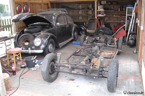 volkswagen beetle trunk in front my 1965 1200 a vw beetle restoration classiccult