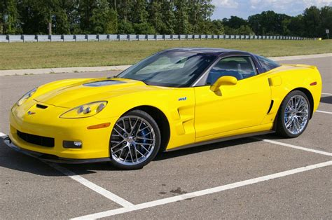 2009 Chevrolet Corvette Zr1 Corvsportcom