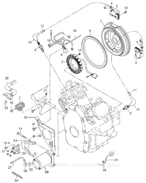 Robin Subaru Parts Diagram For Electric Device Old Style