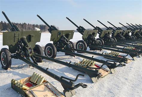 Zis3 (m1942) 76mm Antitank (at) Gun  Soviet Union