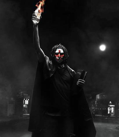 Purge Sci Fi Wallpapers Horror Mask Action