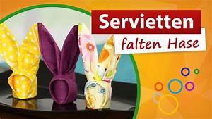 Youtube Servietten Falten : servietten falten hase ostertisch dekorieren trendmarkt24 youtube ~ Frokenaadalensverden.com Haus und Dekorationen