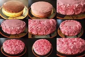 Décoration De Gateau : g teau damier vanille chocolat fa on rose cake surprises et gourmandises ~ Melissatoandfro.com Idées de Décoration
