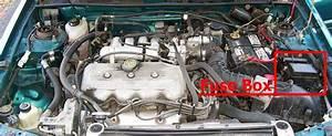 Fuse Box Diagram Ford Escort  1997