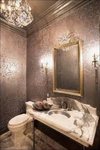 Wallpaper Bathroom Ideas Gorgeous Wallpaper Ideas For Your Modern Bathroom