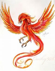 Kevin's Phoenix/Raven Tattoo Inspiration on Pinterest ...