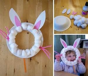 Bricolage De Paques : bricolage paques maternelle lapin relax max ~ Melissatoandfro.com Idées de Décoration