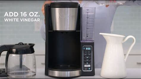 Read our full review here. How to Maintain the Ninja® 12-Cup Coffee Brewer to ensure great tasting coffee (CE200 Series ...