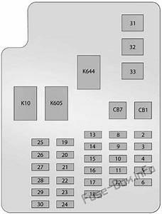 Fuse Box Diagram Mazda Cx 5 2014