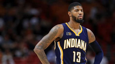 Pacers' Paul George Says He Needs To Get Back To 'having