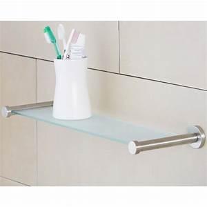 Badablage Ohne Bohren : glasregal f r badezimmer badablage ohne bohren preiswert d nisches bettenlager ~ Yasmunasinghe.com Haus und Dekorationen