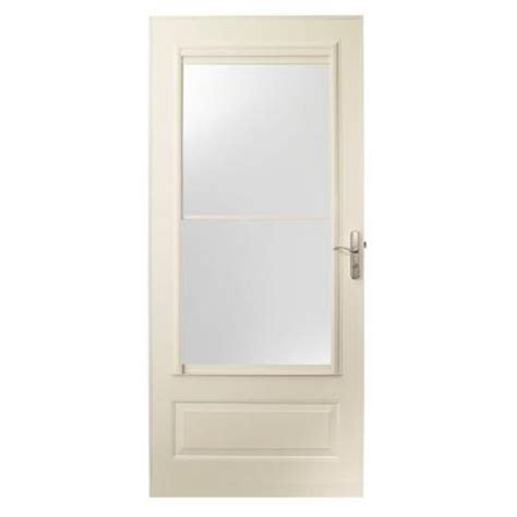 emco 400 series door emco 36 in x 80 in 400 series new almond self storing