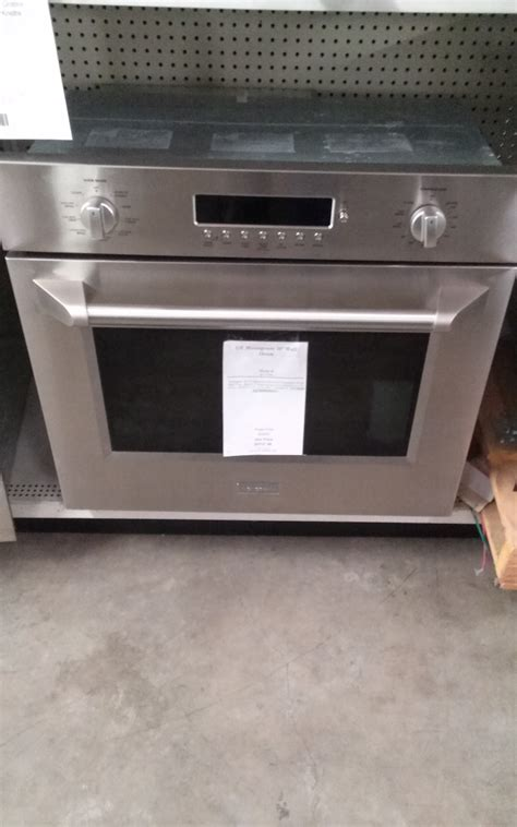ge monogram  wall oven