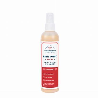 Skin Spray Tonic Wondercide Face Dogs Itchy
