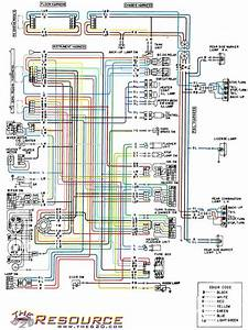Color Coded Wiring Diagram  - 620