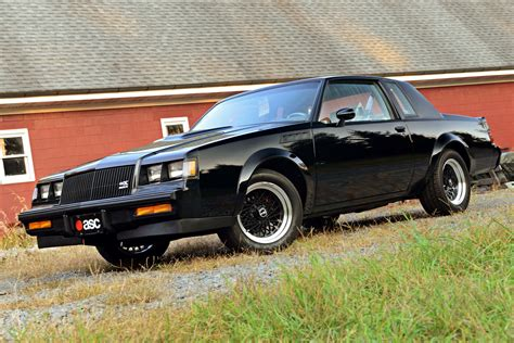 The Mythical No. 547 1987 Buick Gnx Is Real And We Know