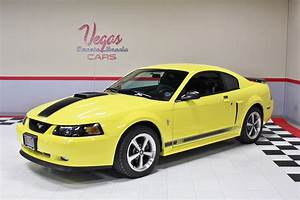 2003 Ford Mustang Mach 1 Stock # 15004V for sale near San Ramon, CA | CA Ford Dealer