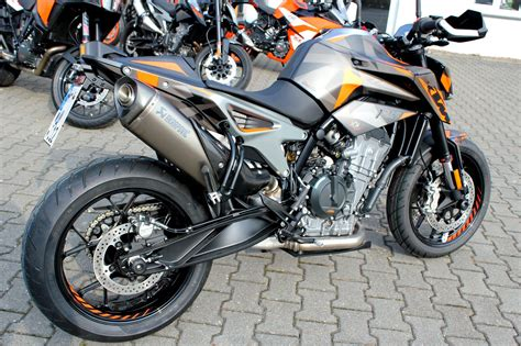 ktm duke 790 auspuff ktm 790 duke graphic