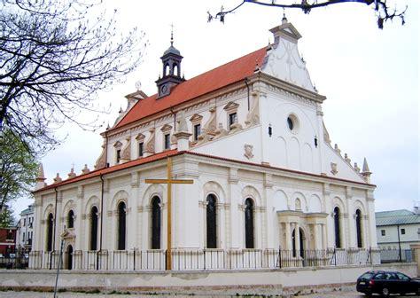 roman catholic diocese  zamosc lubaczow wikipedia
