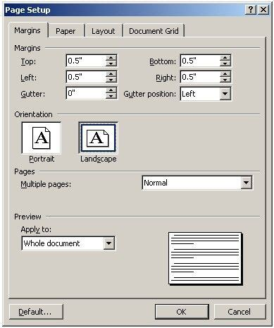 How To Set Up And Create A Tri Fold 17 Best Ideas About Microsoft Word On Ms