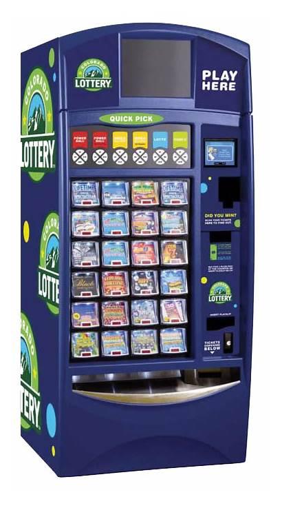 Vending Machine Machines Colorado Cash Take Retailer