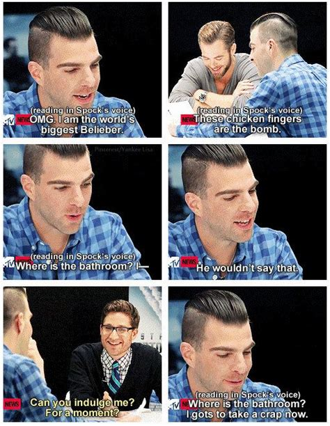 zachary quinto facts star trek spock zachary quinto can you in fact