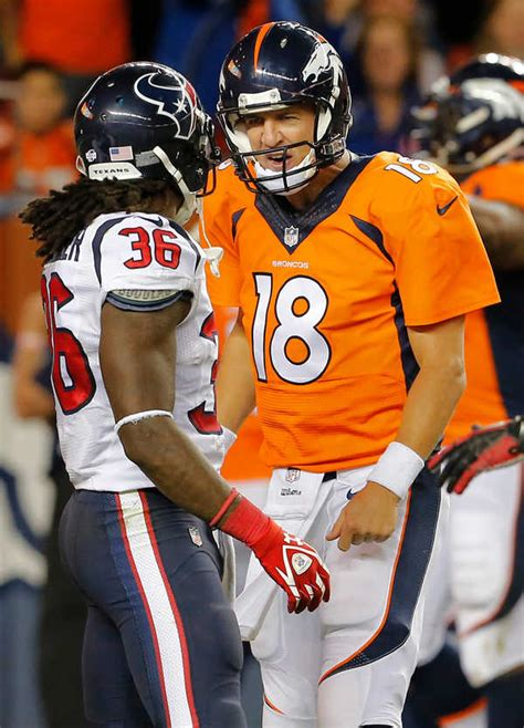 nfl fines peyton manning  taunting  texans safety